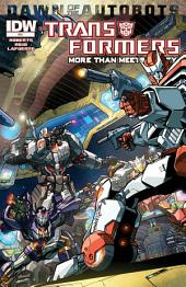 Transformers: More Than Meets the Eye #31 - Dawn of the Autobots