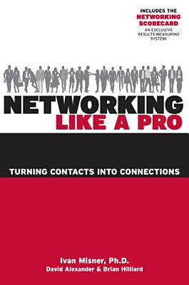Networking Like a Pro PDF