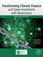 Transforming Climate Finance and Green Investment with Blockchains PDF