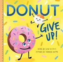 Donut Give Up PDF