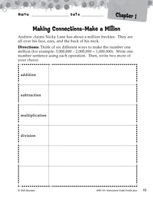 Freckle Juice Making Cross Curricular Connections PDF