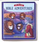 Lift   The   Flap Bible Adventures Book
