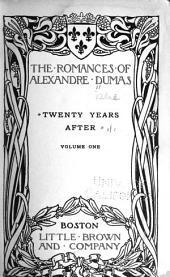 Twenty Years After: Volume 1