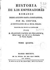 Historia de los emperadores romanos desde Augusto hasta Constantino
