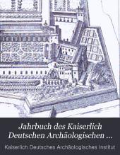 Jahrbuch des Kaiserlich Deutschen Archäologischen Instituts: Band 5