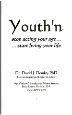 Youth'n Your Life