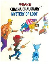 Chacha Chaudhary Mystery Of Loot English