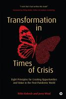 Transformation in Times of Crisis PDF