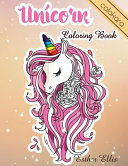 Unicorn Coloring Book: Adult Coloring Book with Beautiful Unicorn Designs for Relaxation