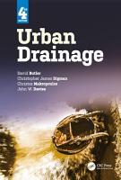 Urban Drainage PDF
