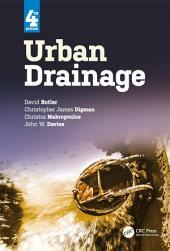Urban Drainage, Fourth Edition: Edition 4