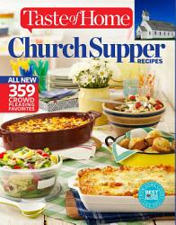 Taste Of Home Church Supper Recipes Book PDF