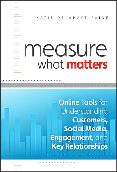 Download Measure What Matters Book