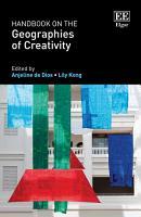 Handbook on the Geographies of Creativity PDF