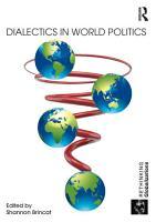 Dialectics in World Politics PDF