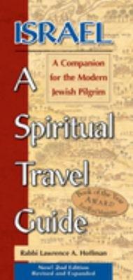 Israel  a Spiritual Travel Guide