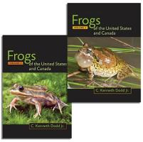 Frogs of the United States and Canada  2 vol  set PDF