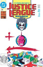 Justice League America (1987-) #58