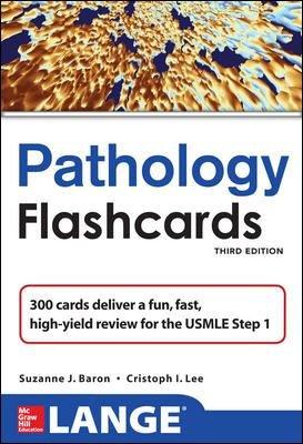 Lange Pathology Flash Cards  Third Edition PDF