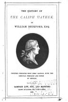 The History of the Caliph Vathek PDF