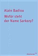 Wof  r steht der Name Sarkozy  PDF