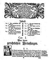 Teutsche Alterthümer, zur Erleuterung des sächsischen auch schwäbischen Land- und Lehn- Rechts: Volume 4