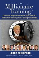 The Millionaire Training PDF
