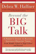 Beyond the Big Talk Revised Edition PDF