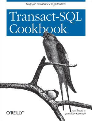 Transact SQL Cookbook