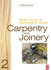 Carpentry and Joinery 2, 3rd ed: Edition 3