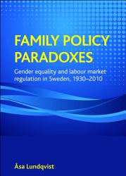 Family Policy Paradoxes Book PDF