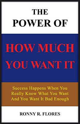 The Power of how much you want it PDF