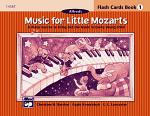 Music for Little Mozarts, Flash Cards, Level 1