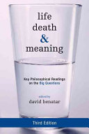 Life  Death  and Meaning PDF