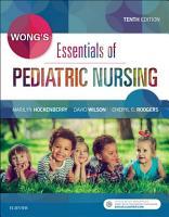 Wong s Essentials of Pediatric Nursing   E Book PDF
