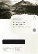 Ultrathin Reference Bible Hcsb Large Print PDF