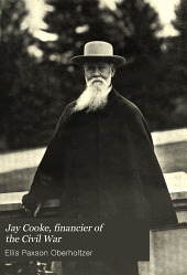 Jay Cooke, financier of the Civil War