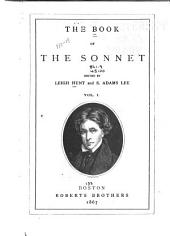 The Book of the Sonnet: Volumes 1-2