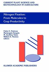 Nitrogen Fixation: From Molecules to Crop Productivity: Proceedings of the 12th International Congress on Nitrogen Fixation, Foz do Iguaçu, Paraná, Brazil, September 12–17, 1999