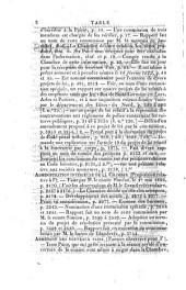 Procès-verbal des séances de la Chambre des Pairs: 1829,6