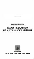 Johnny Mnemonic PDF