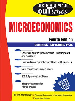 Schaum s Outline of Microeconomics  4th edition