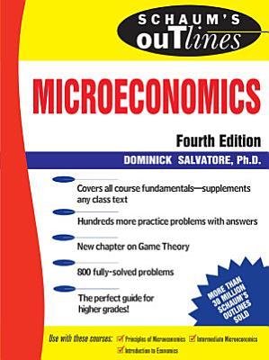 Schaum s Outline of Microeconomics  4th edition PDF
