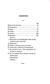 De studenten en hun bijloop: december 1840-maart 1844