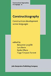 Constructicography Book
