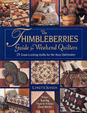 The Thimbleberries Guide For Weekend Quilters PDF