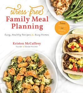 Stress Free Family Meal Planning Book