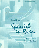 Spanish in Review, Workbook