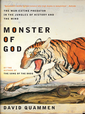 Monster of God  The Man Eating Predator in the Jungles of History and the Mind PDF