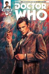 Doctor Who: The Eleventh Doctor Vol. 1 Issue 1: Issue 1